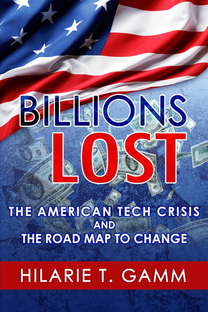 Hilarie Gamm Billions Lost